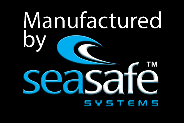Seasafe range logo set